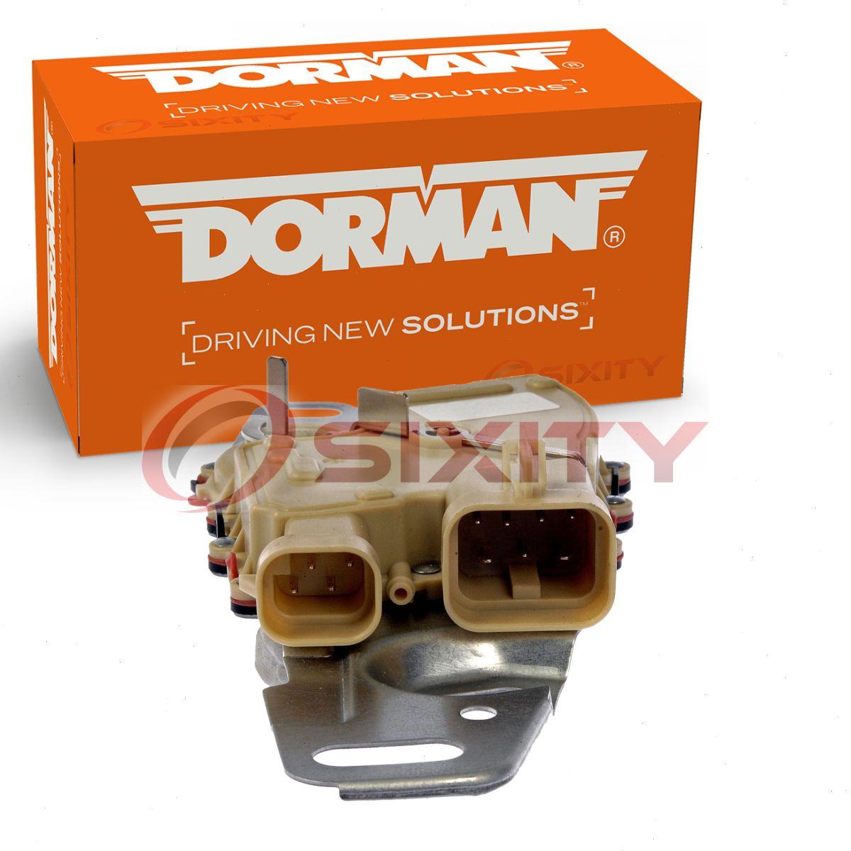 Detalhes sobre Dorman Sensor da gama de transmissão para o GMC Sierra 2500  Hd 2001-2004 - Circuito Lx- mostrar título no original
