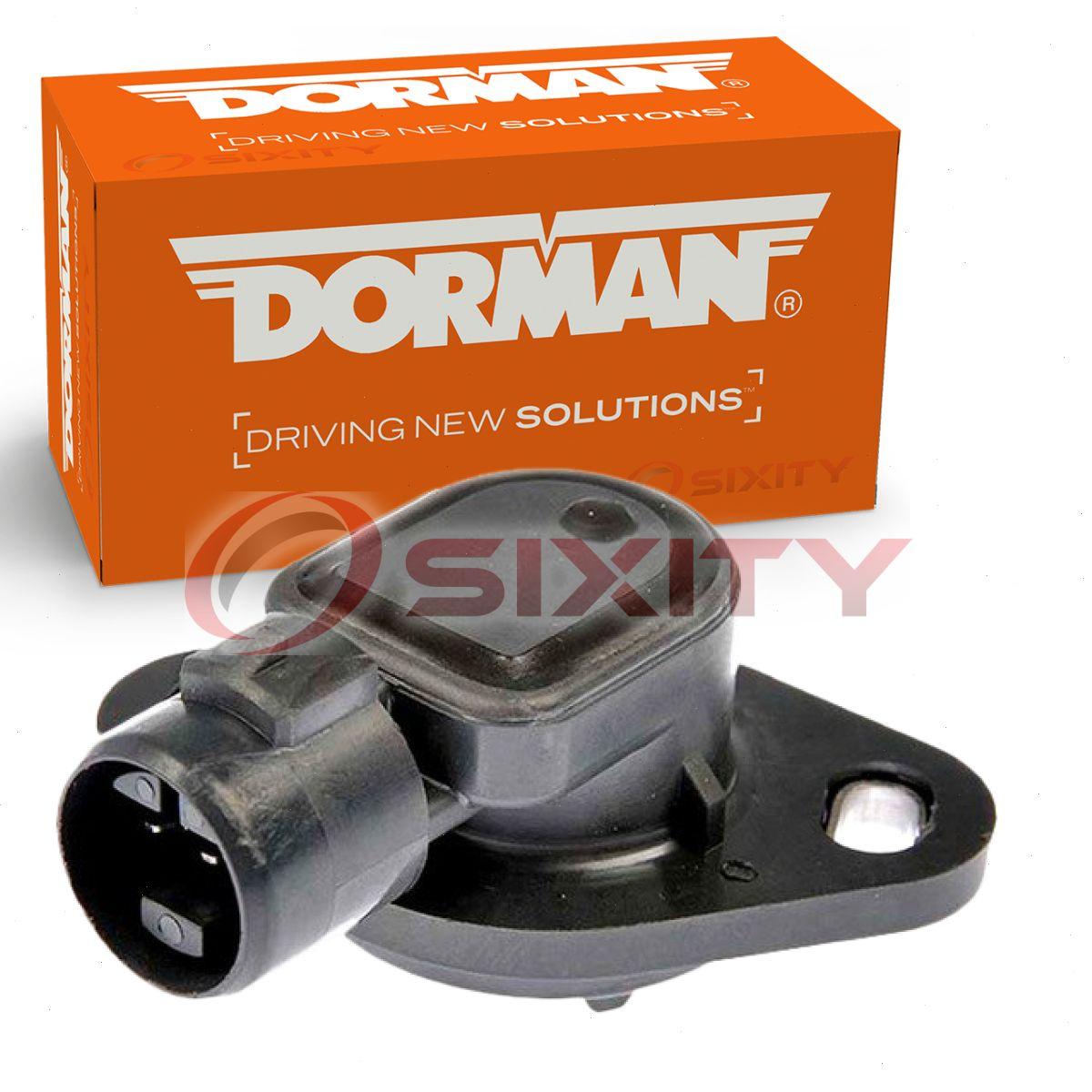 Dorman Throttle Position Sensor for Chevrolet Trailblazer 2004 TP TPS dc