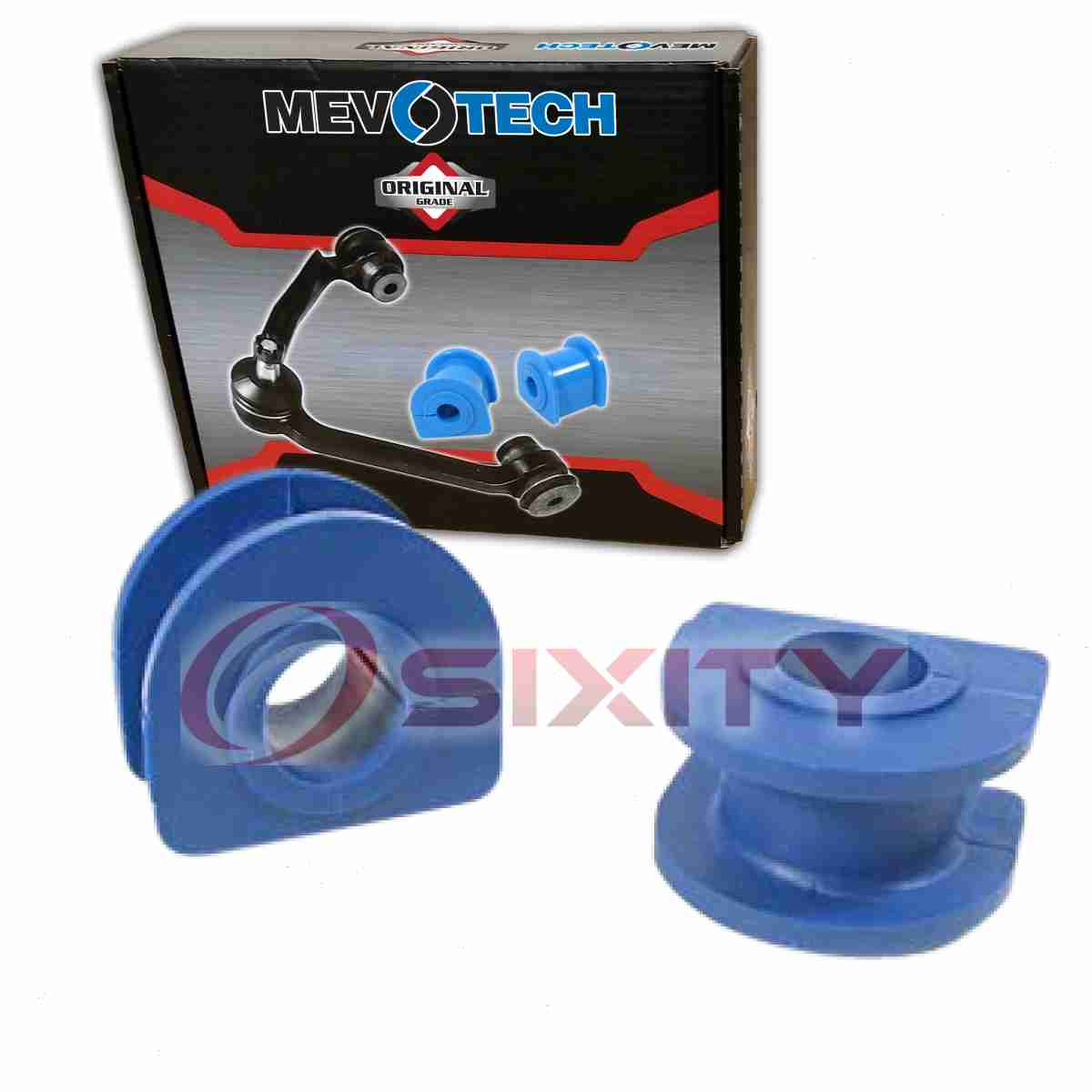 Mevotech Rear To Frame Stabilizer Bar Bushing Kit for 2000-2014 GMC Yukon XL gs