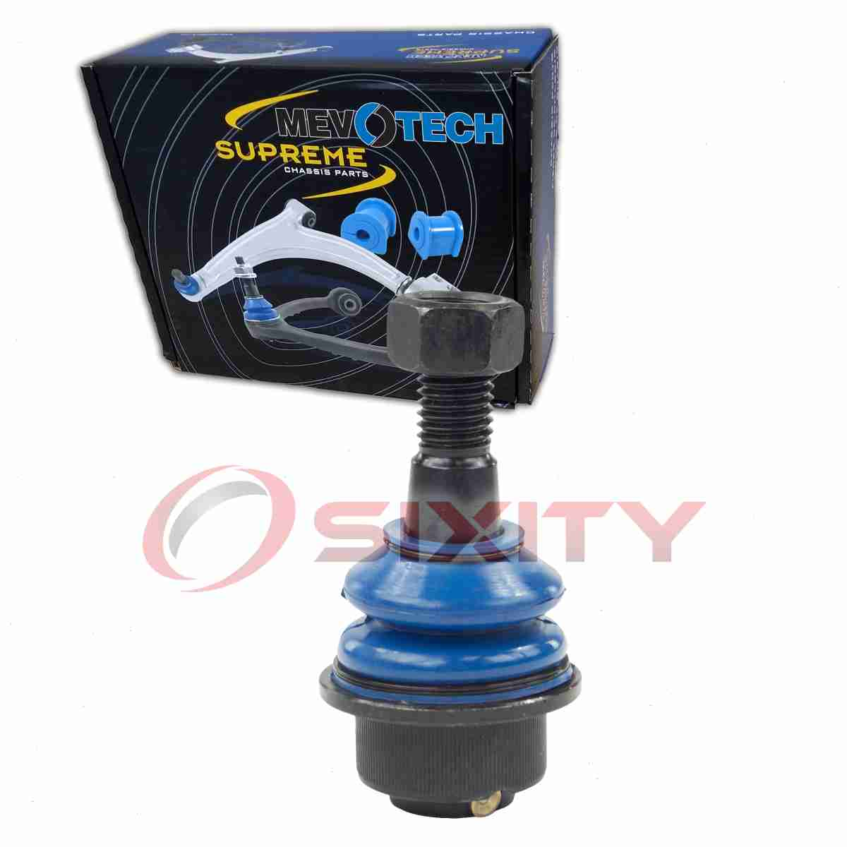 Mevotech Front Lower Suspension Ball Joint for 2005-2015 Toyota Tacoma rh
