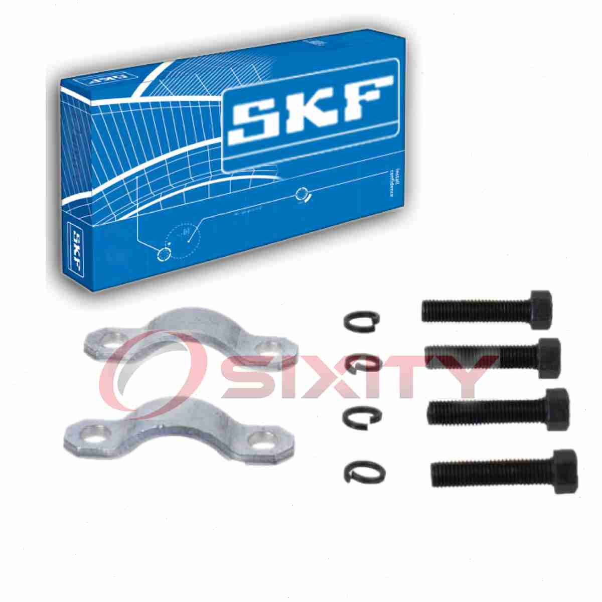 SKF Rear Universal Joint for 1982-1987 Buick Regal U-Joint UJoint le