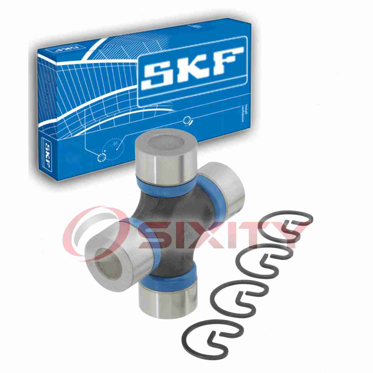 SKF Rear Universal Joint for 1997-2017 Ford F-150 U-Joint UJoint mv