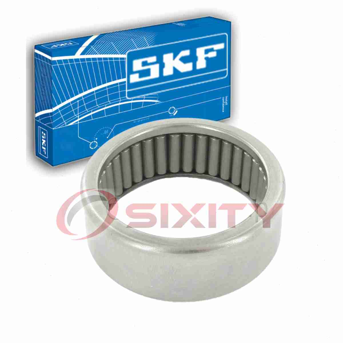 SKF Front Axle Spindle Bearing for 1977-1986 Jeep CJ7 Wheel Bearings ic