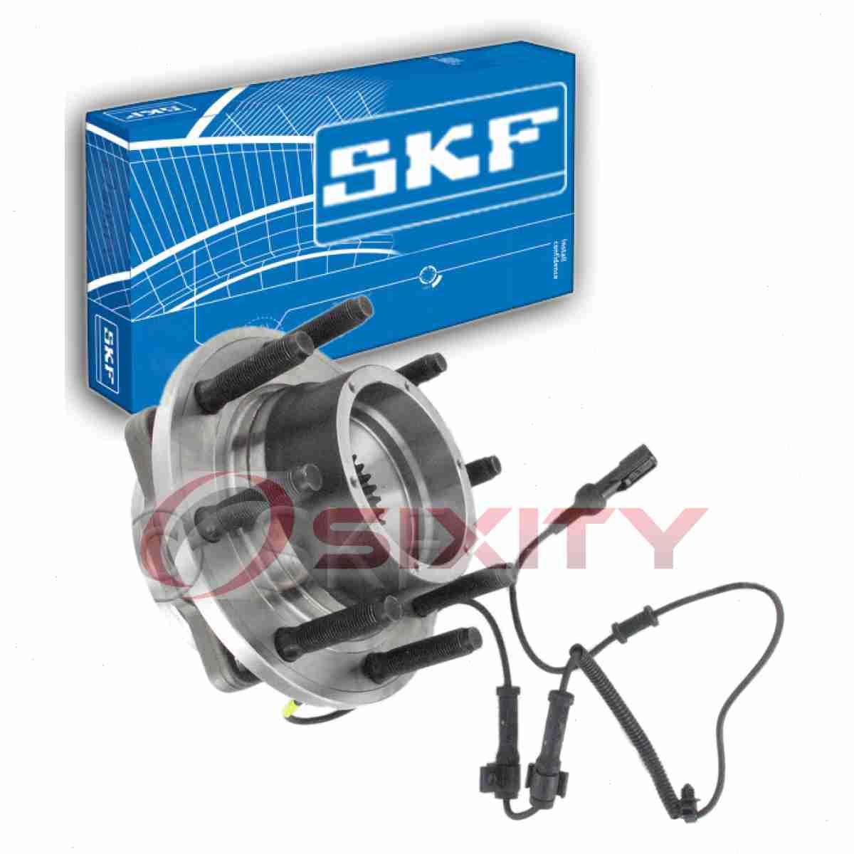 informafutbol.com Assembly pu SKF Front Wheel Bearing Hub for 1999 ...