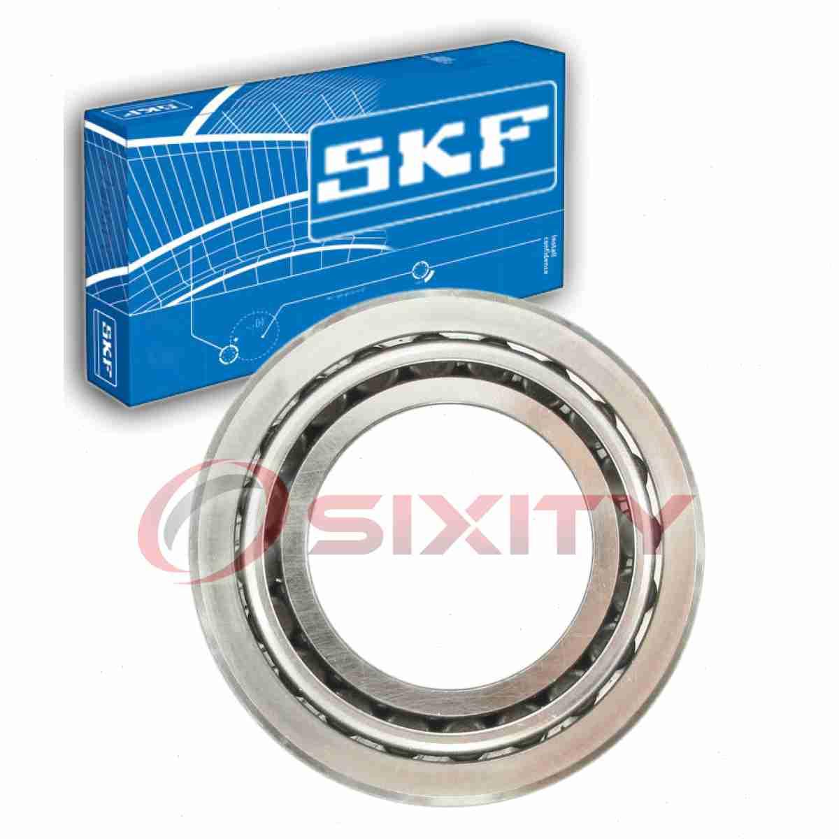 Wheel Hubs & Bearings Parts & Accessories SKF Front Inner Wheel ...