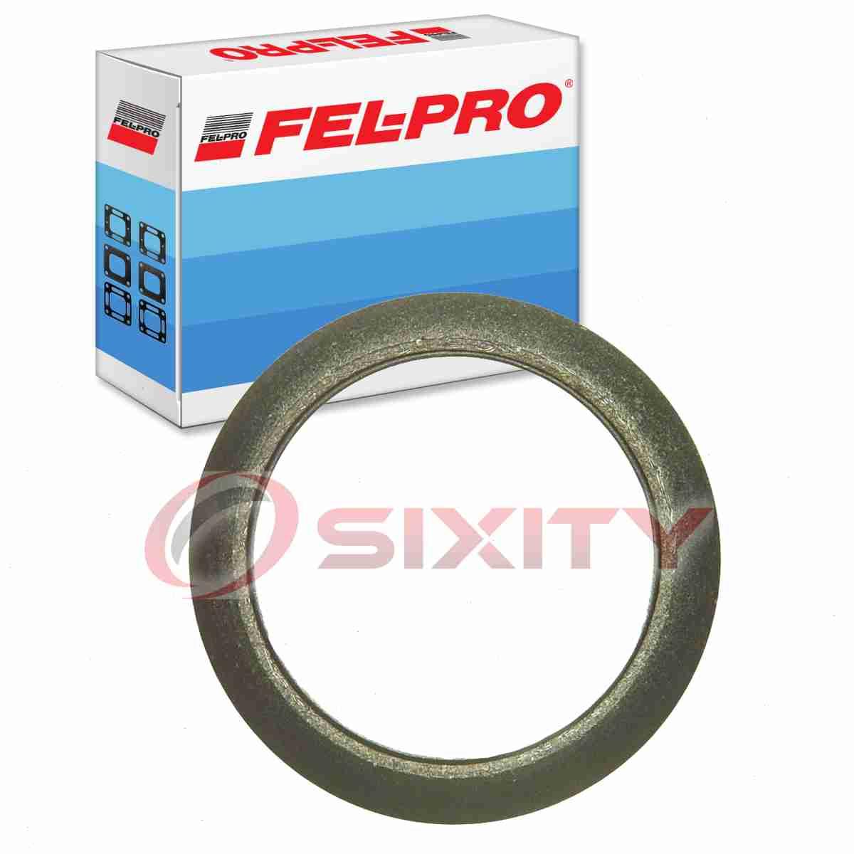 Fel-Pro Exhaust Pipe Flange Gasket for 1996-2000 GMC K3500 FelPro Sealing lc