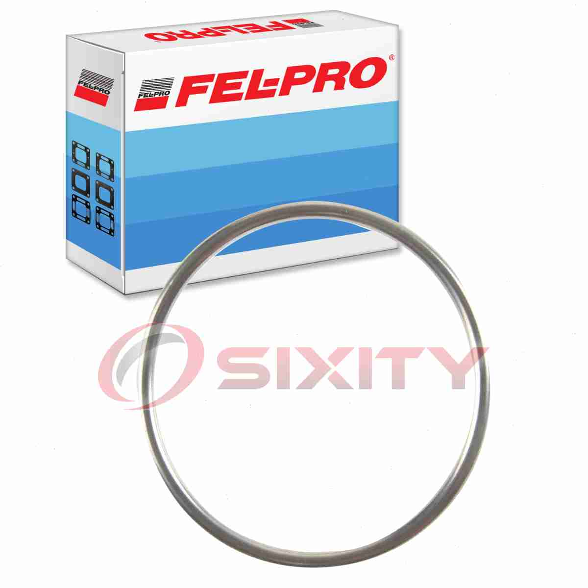 Fel-Pro Exhaust Pipe Flange Gasket for 2001-2006 GMC Sierra 2500 HD FelPro ro