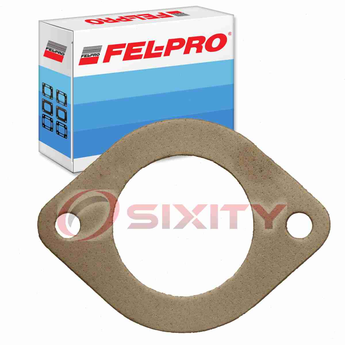 Fel-Pro Exhaust Pipe Flange Gasket for 1987-2001 Toyota Camry FelPro kp