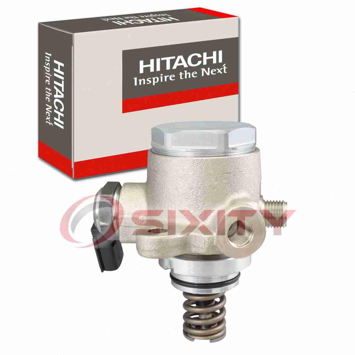 Electric Fuel Pump OEM Hitachi fits 08-07 Infiniti G35