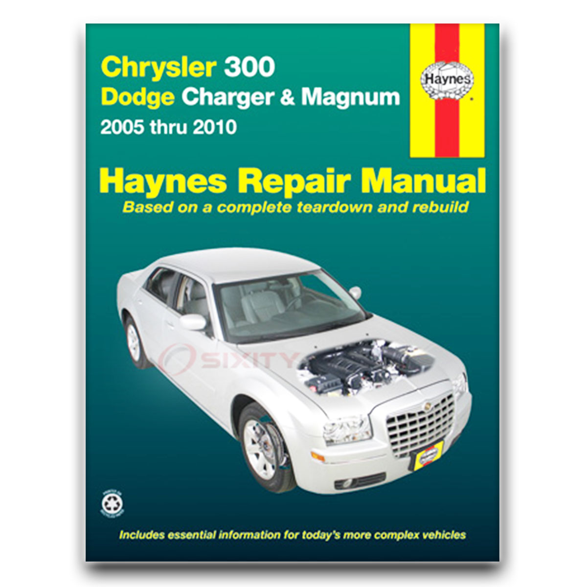 haynes chrysler 300 05 10 dodge charger 06 10 magnum 05 08 repair rh ebay com