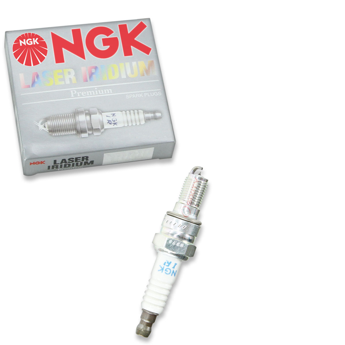 Iridium And Platinum Spark Plug  NGK  6544