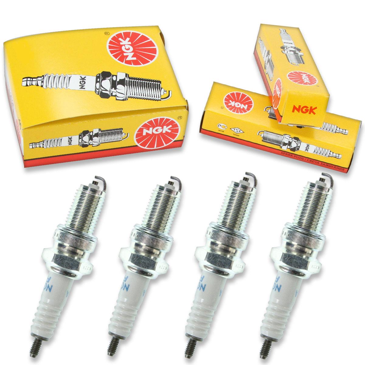 5329 DPR9EA-9 Standard Spark Plug Set of 4 NGK