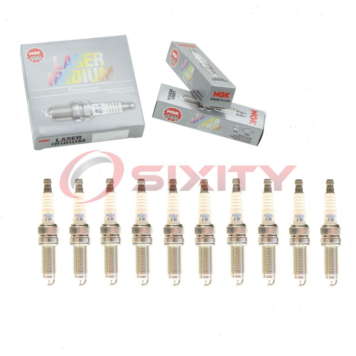 NGK DILZKR7A11G Laser Iridium Spark Plug