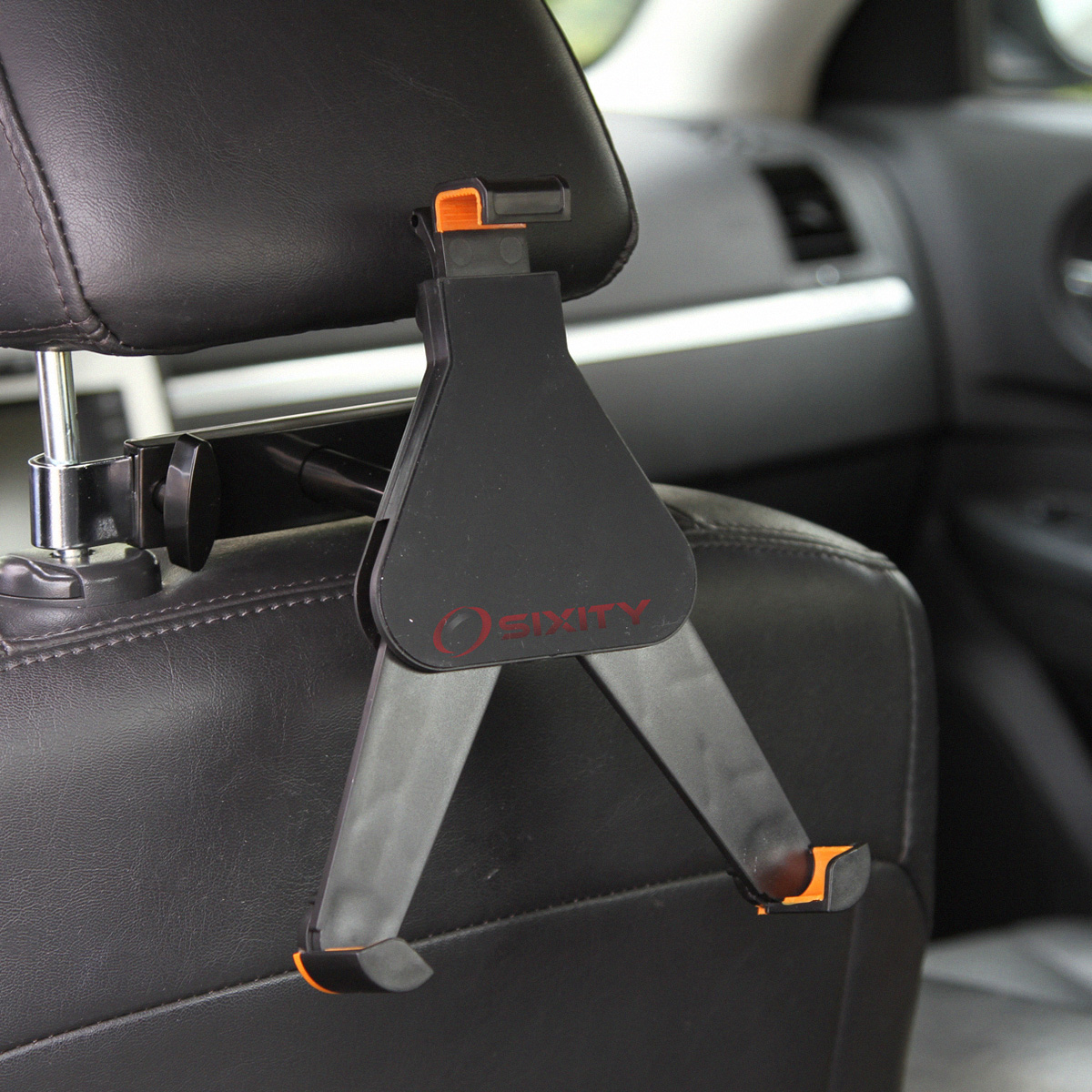 Car Back Seat Headrest Mount For Amazon Kindle Fire HD HDX Swivel  rj