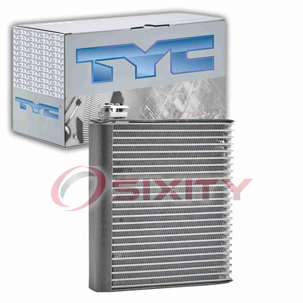 TYC 97119 AC Evaporator Core for EV 939713PFA Universal dp