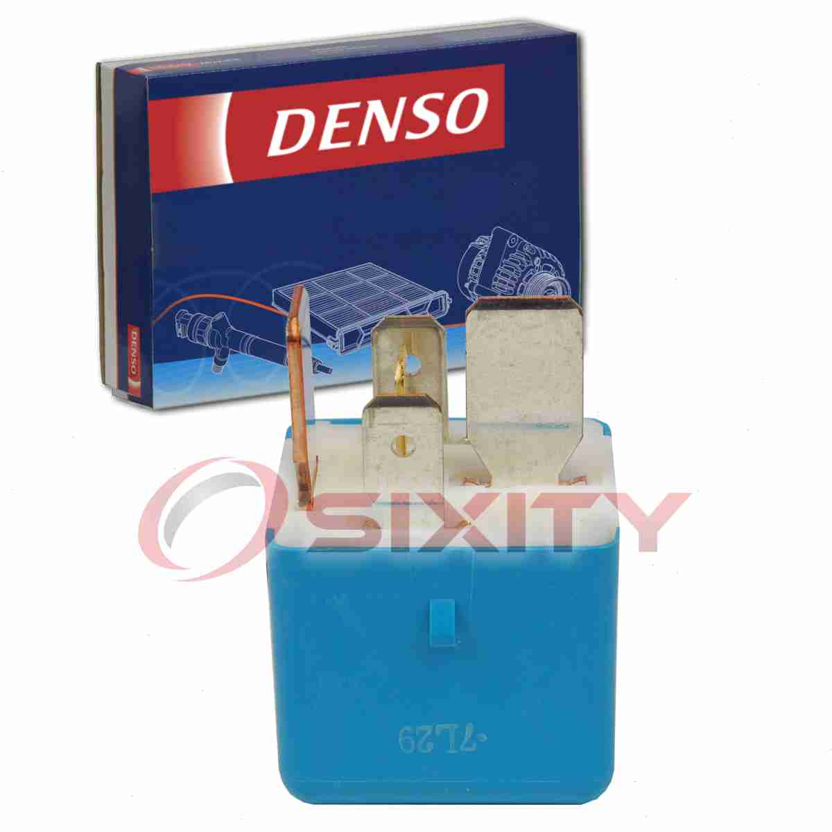 DENSO 567-0005 Blower Relay
