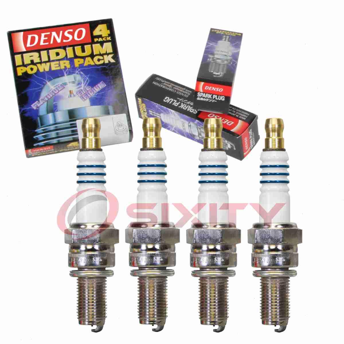 Spark Plug-Iridium Power DENSO 5363