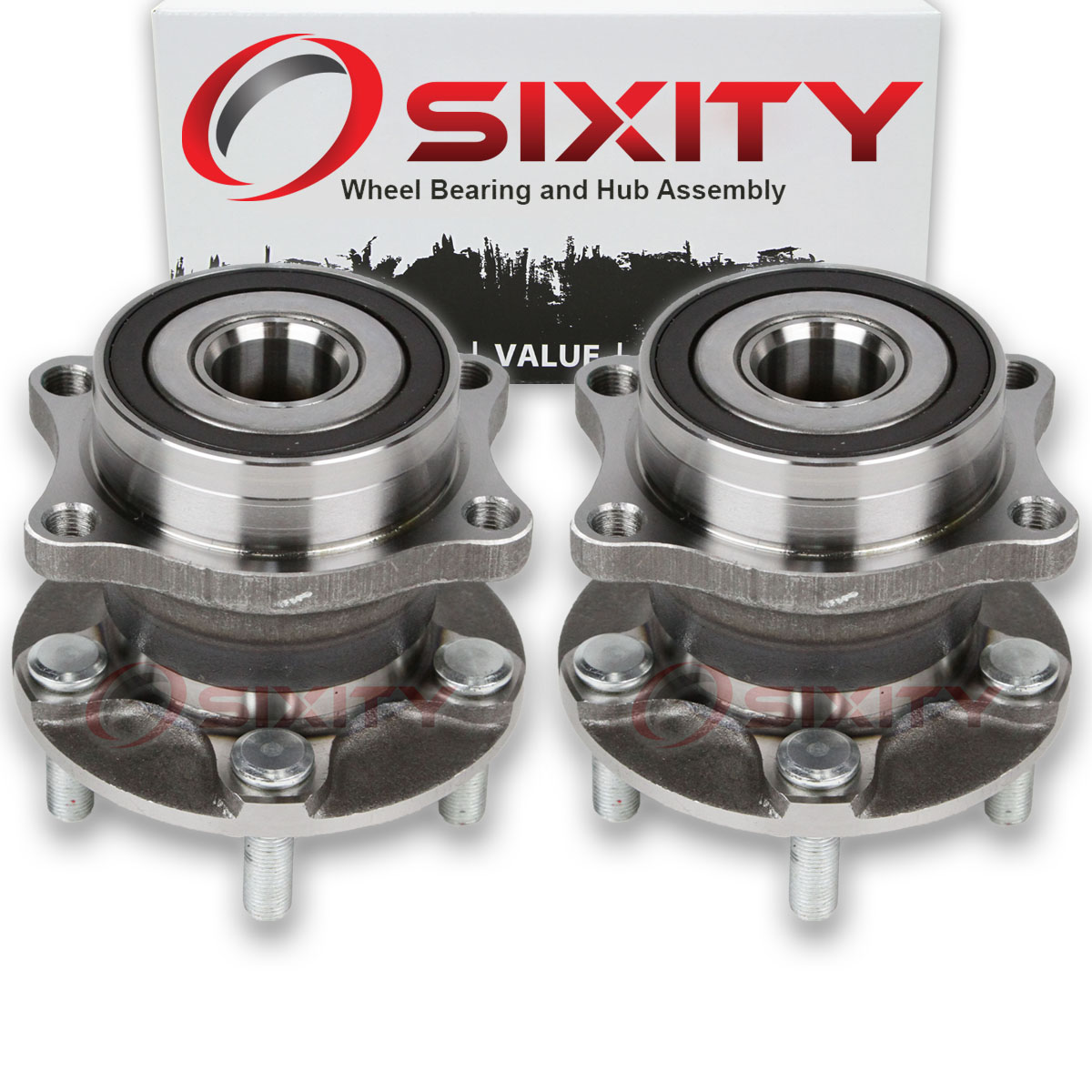 Timken HA590313 Wheel Bearing /& Hub Assembly for 512401 712401 BR930766 ni