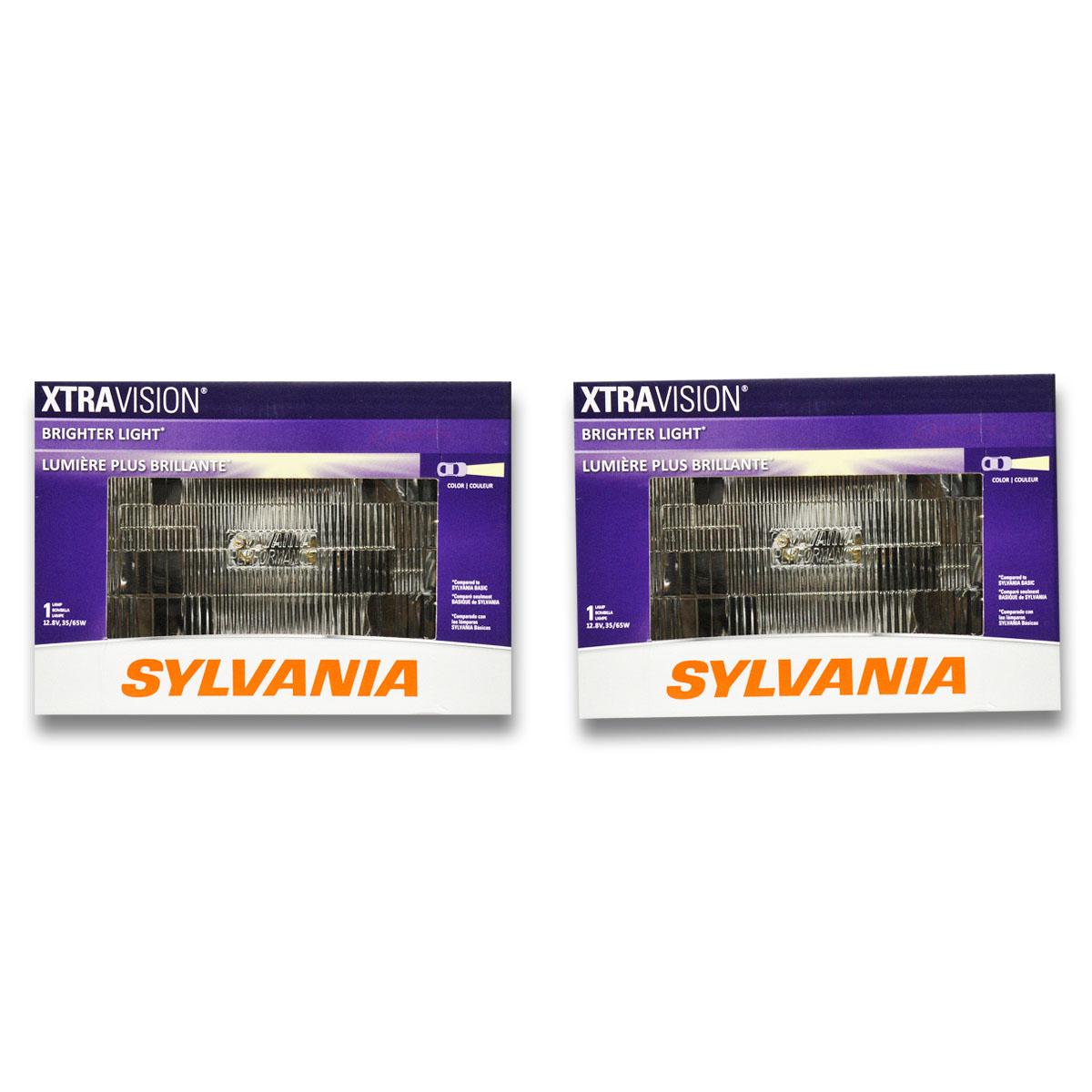 1 Pack Sylvania Basic H3 Light Bulb Fog Daytime Running Cornering fw