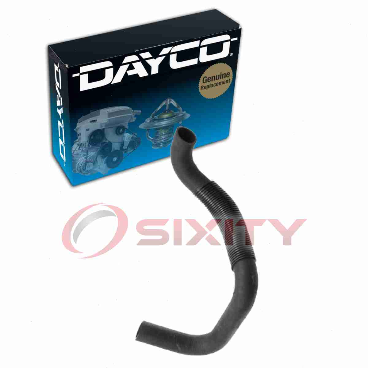 Hoses & Clamps Parts & Accessories Dayco 71169 Radiator Hose ...