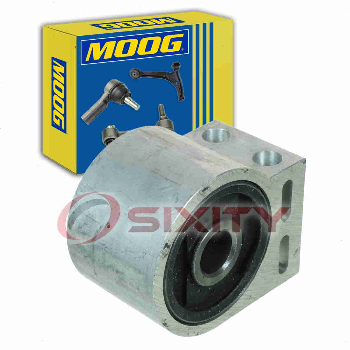 Suspension Control Arm Bushing Front Lower Rear Moog K200784