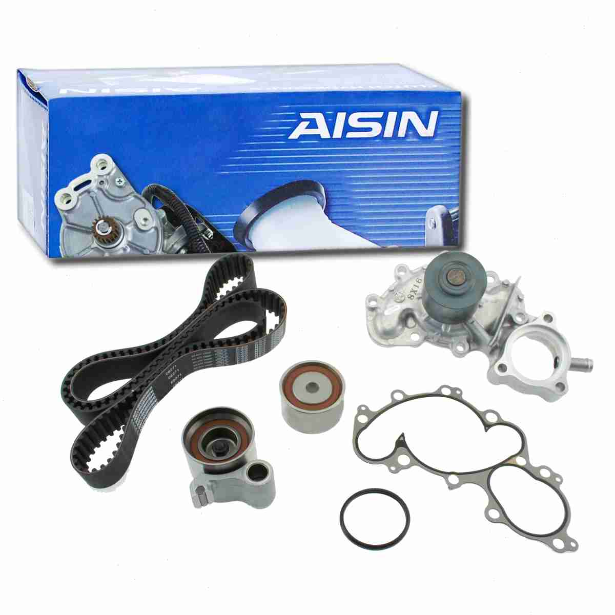 Airtex AWK1224 Engine Timing Belt Kit with Water Pump