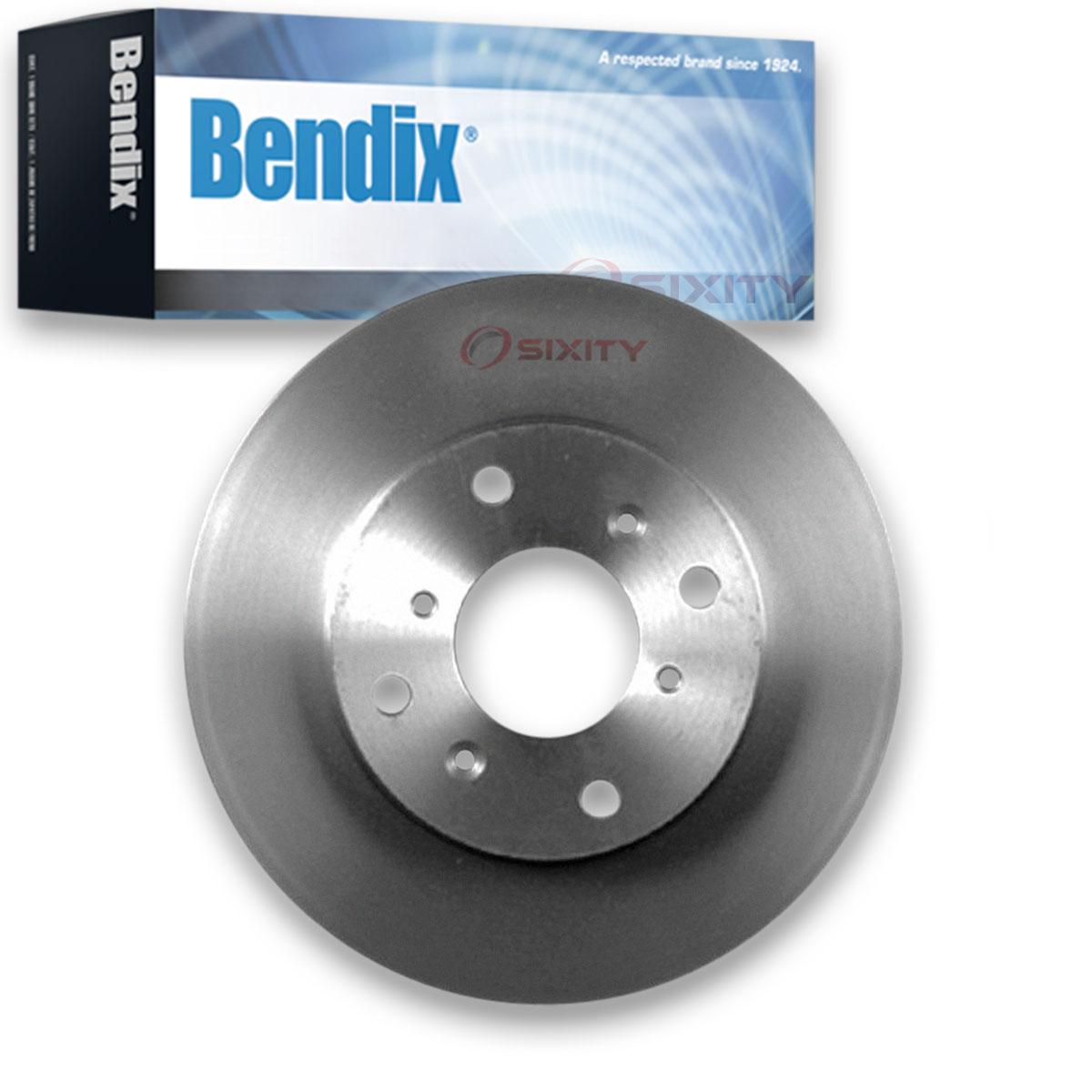 Bendix Premium Drum and Rotor Bendix Rotor PRT5898 Rear