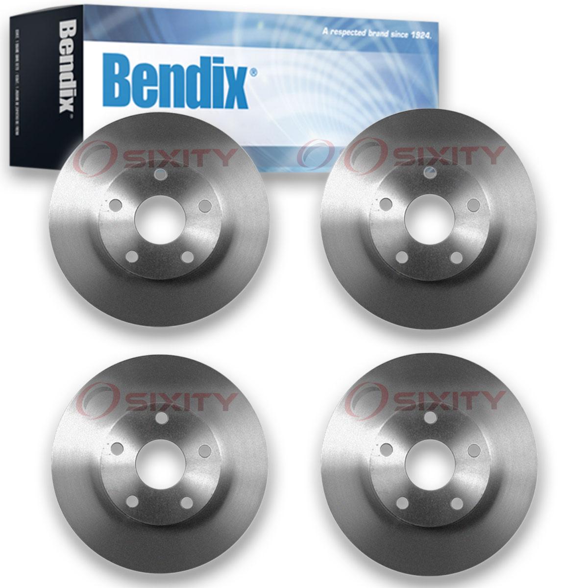 Bendix PRT5765 Metallic Brake Rotor