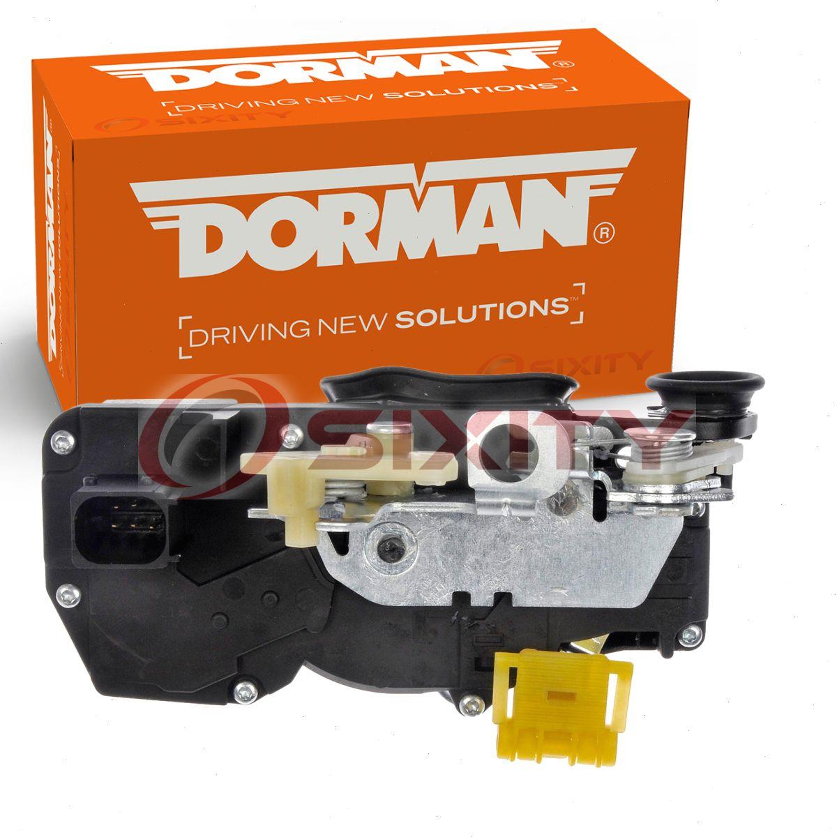 Door Lock Actuator Motor Rear Right Dorman 931-335