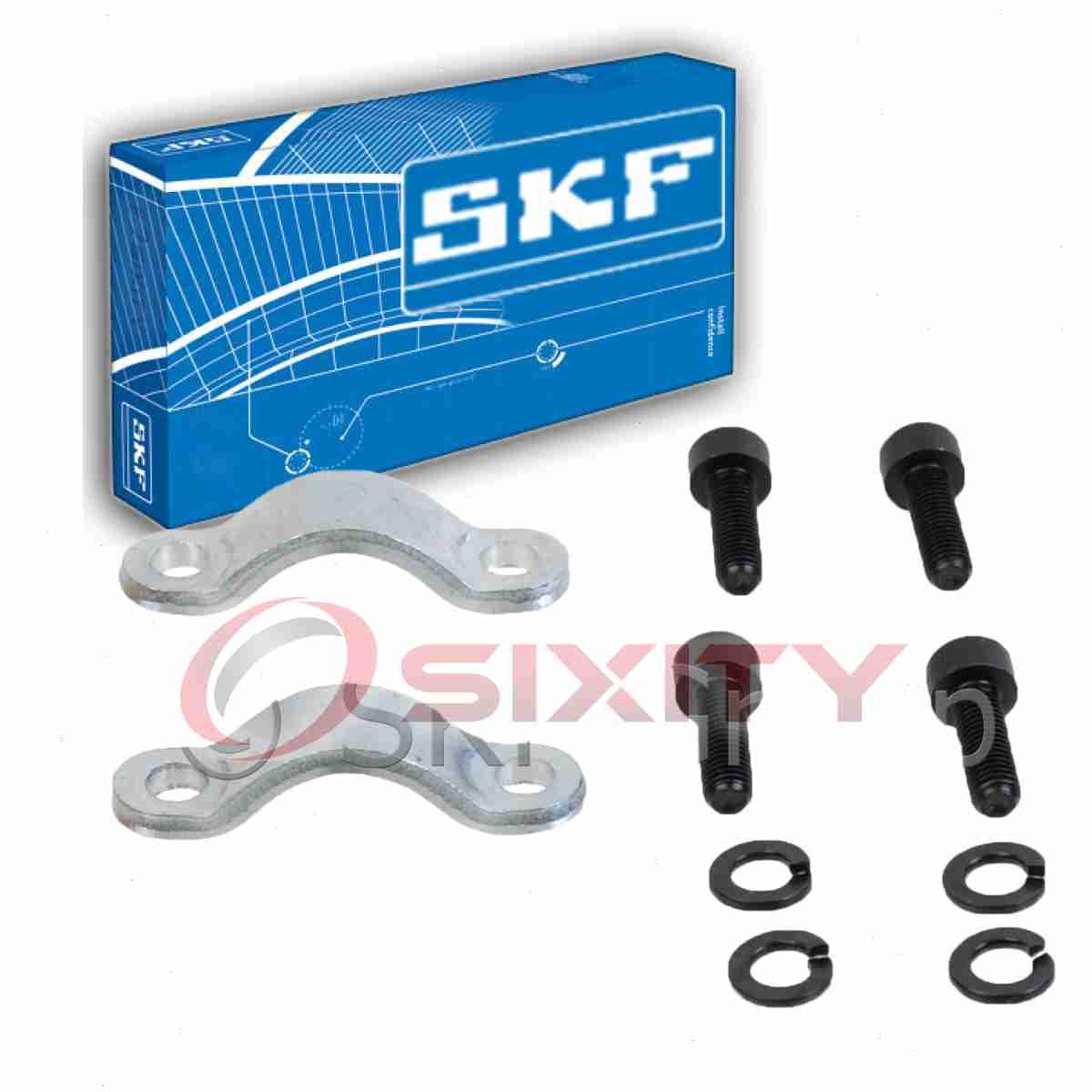 Universal Joint Strap Kit MOOG #437-10 For GMC Ford Jeep Mazda Dodge Honda