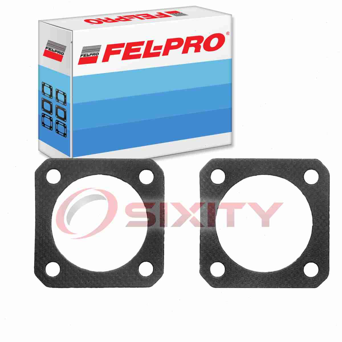 up Fel-Pro Exhaust Pipe Flange Gasket for 2005-2013 Nissan Armada FelPro