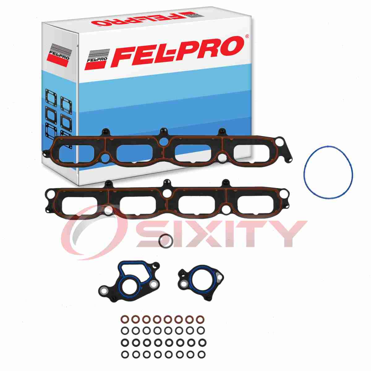 Engine Sealing ox Fel-Pro MS 96696 Intake Manifold Gasket Set FelPro MS96696